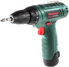 <b>Дрель</b>-<b>шуруповерт Hammer ACD12LE</b>