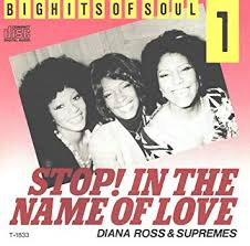 The supremes lyrics provided by songlyrics.com. Diana Ross The Supremes Stop In The Name Of Love Big Hits Of Soul 1 Japanese Import Amazon Com Music