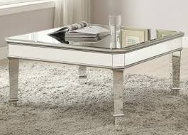 Mirrored coffee table sets Round Silver Mirrored Coffee Table Savvy Discount Furniture 703938 Silver Mirrored Coffee Table Set Savvy Discount Furniture