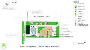 Frederick Johnson Playground Play Area Reconstruction : NYC Parks