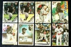 Interested to see eloy develop. 2019 2020 Eloy Jimenez Rookie Card Lot 8 Chicago White Sox Bowman Chrome Topps Ebay