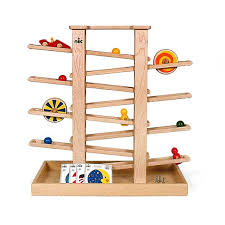 nic multi race ball track medi with tray