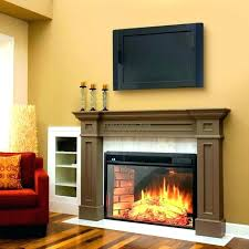 led electric fireplace insert inch electric fireplace insert inch deluxe electric fireplace insert led log set led electric fireplace insert