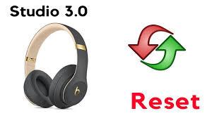 Beats Studio Blinking Red Light How To Reset Beats Studio 3 Wireless Headphones Red Light Blinking