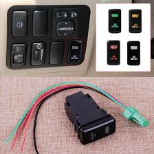 Toyota Hilux Fog Light Switch Citall 12v Led Fog Light Push Button On Off Switch With
