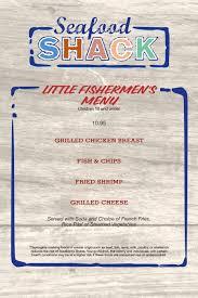 Seafood Shack & Mojito Bar at TI Las ...