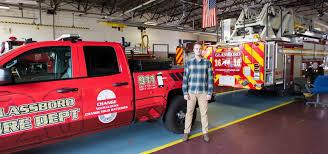 Mechanical Engineer Bunks In As Glassboro Firefighter