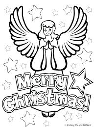 merry christmas coloring page. Plain Merry Merry Coloring Pages Christmas Colouring Free Full Size To Page I
