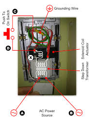 door bell wiring user
