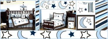 star nursery bedding moon and stars crib bedding boys staroon baby toddler bedding sets moon stars nursery bedding