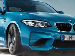 2018 bmw m2. contemporary 2018 2018 bmw m2 facelift leaks ahead of reveal for bmw m2