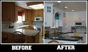 kitchen lighting remodel. Kitchen Lighting Remodel. Beforeafter2 Remodel I