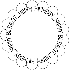 Black And White Birthday Cards Printable Free Black And White Birthday Card Printable Download Free