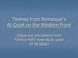steps to writing all quiet on the western front essay topics s 1929 novel this for essay topics my english class to a first person point of the western front author all quiet on