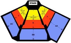 Carowinds Paladium Seating Chart Detailed Related Keywords