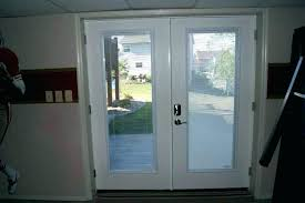 interior french doors with blinds between glass interior french doors with blinds between glass french doors