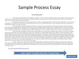 process essay sample process essays examples laredo roses  process essay sample 6 process essays examples laredo roses com