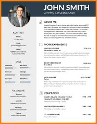 Great Resume Great Resumes Templates A Good Resume Template Stunning Ideas Best 6