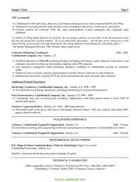Marketing Director Resume Great Marketing Manager Example Marketing Director Resume 7