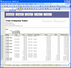 sales report example excel 6 excel template report cook resume