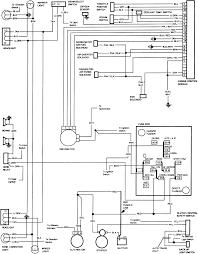 1984 chevy wiring diagram 1984 free wiring diagrams gm wiring diagrams for dummies at 02 Sensor Wiring Diagram 1987 Chevy Pu 305