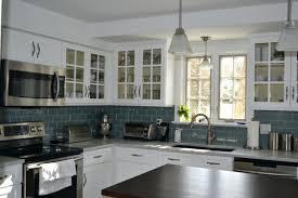 blue tile kitchen backsplash interior modern style kitchen glass tile blue  glass full size of style . blue tile kitchen backsplash ...