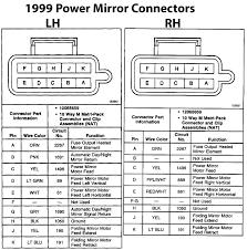 chevy tow mirror wiring diagram wiring diagram shrutiradio 2003 Audi A4 1.8 Turbo at 2003 Audi A4 Rear View Mirror Wiring Diagram