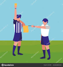 Referee Design Soccer Referee Design Stock Vector Djv 236102362