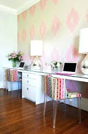 home office two desks. Interesting Home Two Person Desk Design Ideas And Solutions For You Home Office  With Desks In K