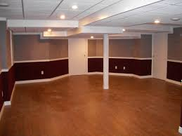 lighting for basements. Recessed Lighting And Dropped Ceilings Interior Paint Color Also Wall Panel For Finished Basements