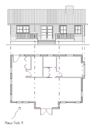 floor plan of a house with dimensions. Floor Plan With Elevation Of A House Dimensions