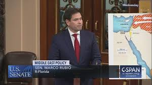 Marco Rubio Birth Chart Senator Marco Rubio On Middle East Policy
