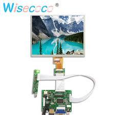<b>8.0 inch LCD TFT LCD 800x600</b> high resolution HDMI TTL 50pin ...