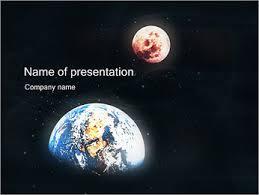 Space Google Slides Theme Astronomy Powerpoint Template Smiletemplates Com