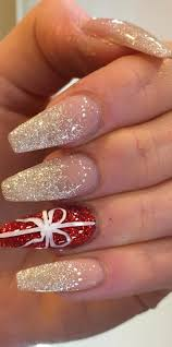 How To Christmas Nail Designs 41 Suprising Christmas Nail Art Design Ideas For This New