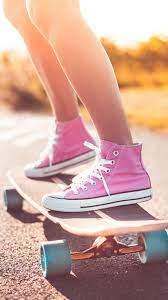 skateboard, gown, leg, Longboarding ...