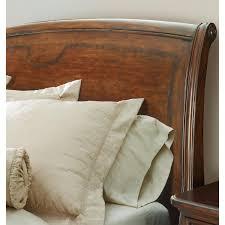 Stanley Bedroom Furniture Stanley Furniture 128 Continental Bedroom King Sleigh Bed