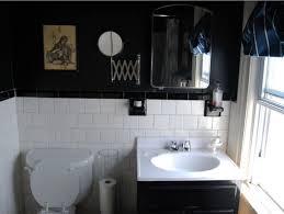 black bathroom.  Black And Black Bathroom C