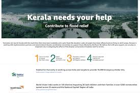 amazon cares contribute to kerala flood relief