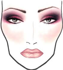 Bridal Face Chart Help Finding Face Charts Specktra The Online Community