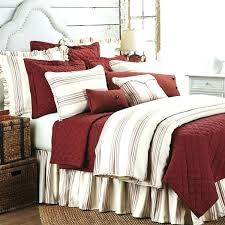 red and white striped sheet navy and white striped bedding delectably red stripe duvet collection by red and white striped