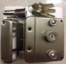 Kết quả hình ảnh cho khóa cửa cổng