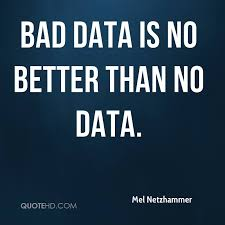 Data Quotes Inspiration Mel Netzhammer Quotes QuoteHD