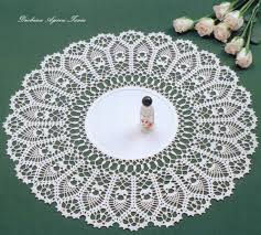 Easy Doily Pattern New Decoration