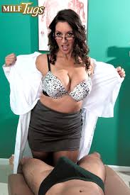 The Doctor Persia Monir Has Big Boobs A Hairy Pussy A Dick.