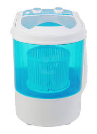 Mini Washing Machines Bismi Mini Portable Washing Machine Spin Dry 66 Lbs Capacity
