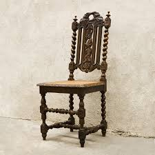 Perfect Wood Antique Chair Styles