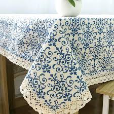 cotton tablecloth white table clothes disposable tablecloths for