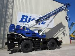 2019 Tadano Gr 550xl 3 Rough Terrain Crane For Sale Bigge