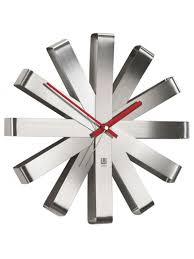 <b>Часы настенные RIBBON Umbra</b> 5296097 в интернет-магазине ...